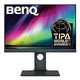 BenQ SW240 - Monitor para fotógrafos de 24.1' WUXGA (1920x1200, 5ms, HDMI, IPS, 10...