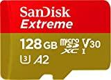 SanDisk Extreme - Tarjeta de memoria microSDXC de...