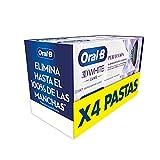 Oral-B 3DWhite Luxe Perfección Pasta de Dientes Blanqueante, Pack de 4, enviado en...