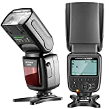 Neewer NW-561 Flash Speedlite para Canon Nikon Panasonic Olympus Pentax Fijifilm DSLR...
