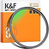 K&F Concept Filtrode Protección Ultravioleta UV58mm con MRC Multirresistentes...