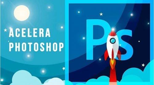Lee más sobre el artículo Como acelerar Photoshop al máximo ?